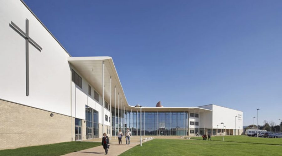 ACO Furnishes Award-Nominated School with Drainage Solutions