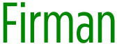 Firman-Logo