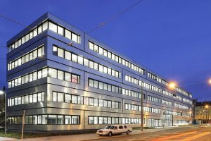 Mediating Elements at the Technopark Siemens AG in Germany