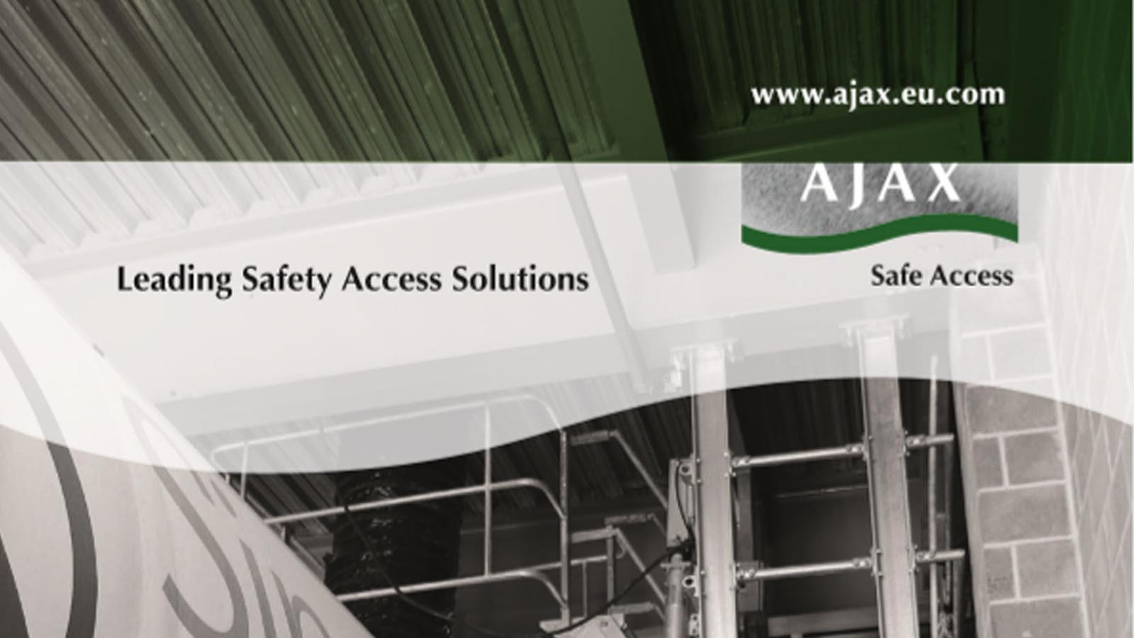 Introducing Ajax Safe Access Solutions New Brochure