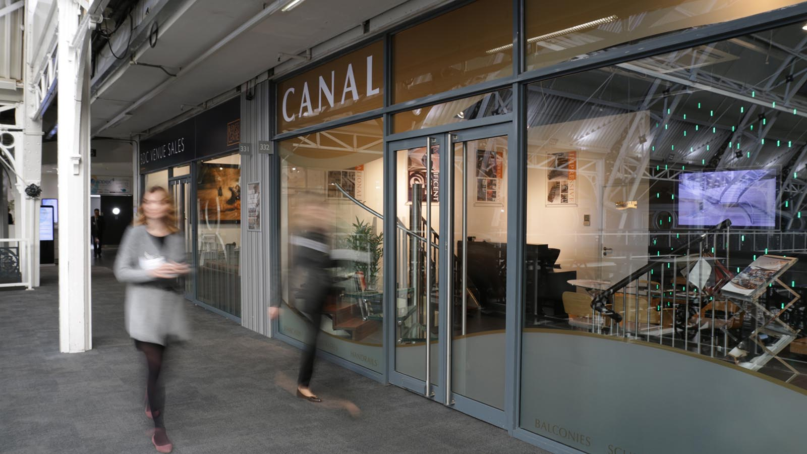 Canal Architectural Launch New Showroom at the Business Design Centre in London