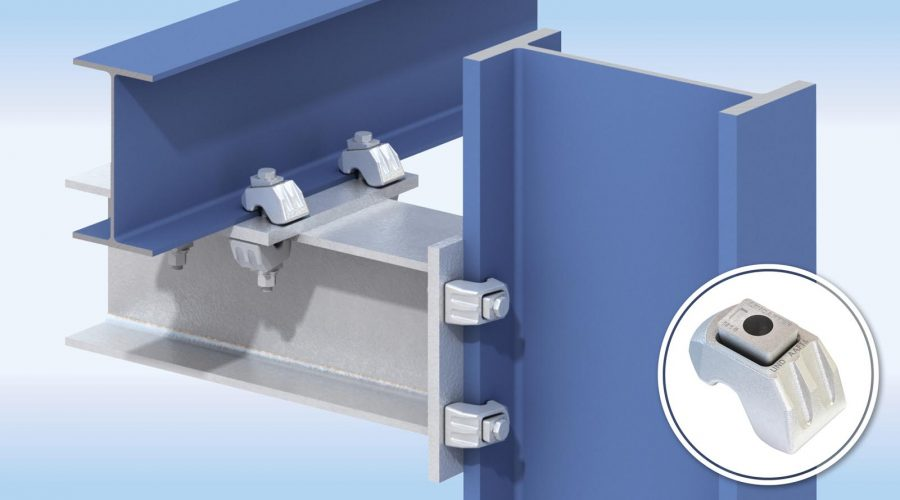 Lindapter Launch 'All-in-One' Steelwork Clamp: The Type AAF