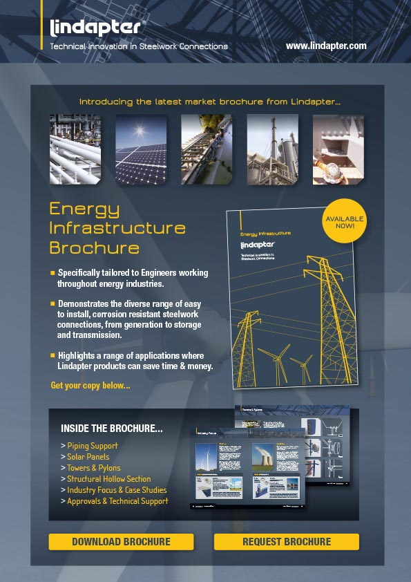 2. Lindapter | Energy Infrastructure