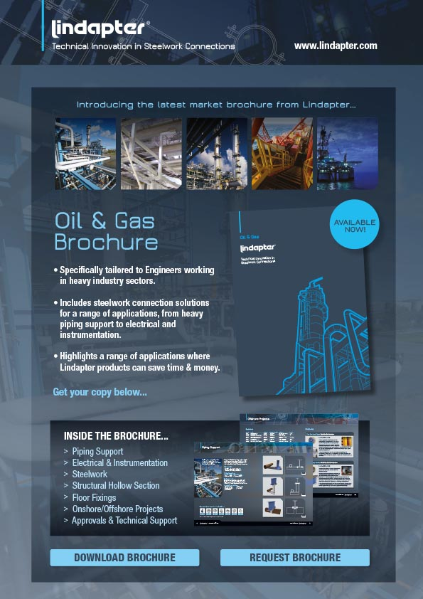 3. Lindapter | Oil and Gas