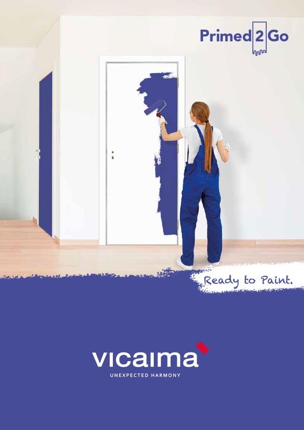 2. Vicaima | Primed 2 Go - Ready To Paint