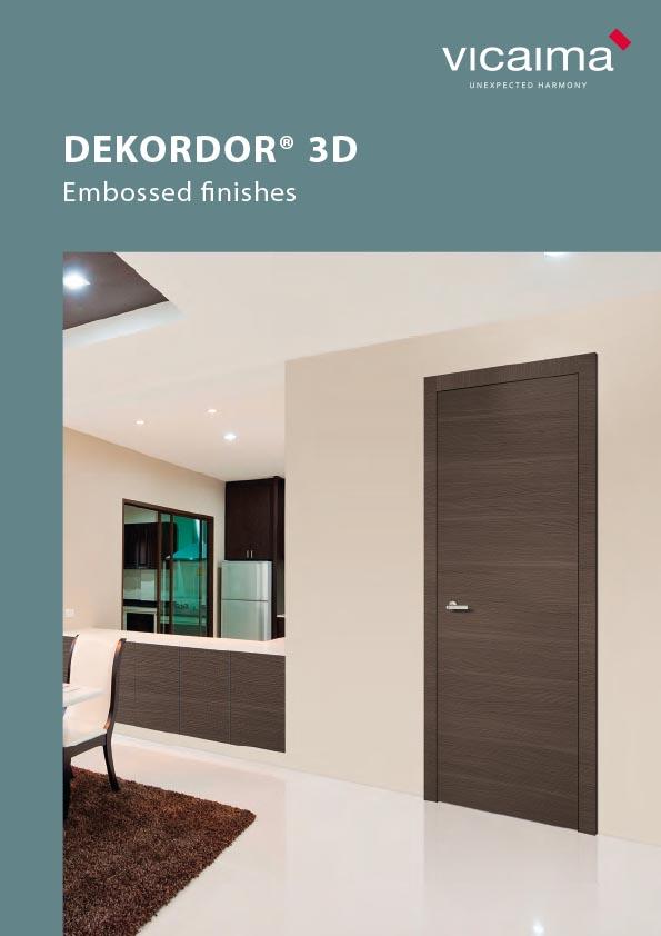5. Vicaima   Dekordor 3D Embossed Finishes