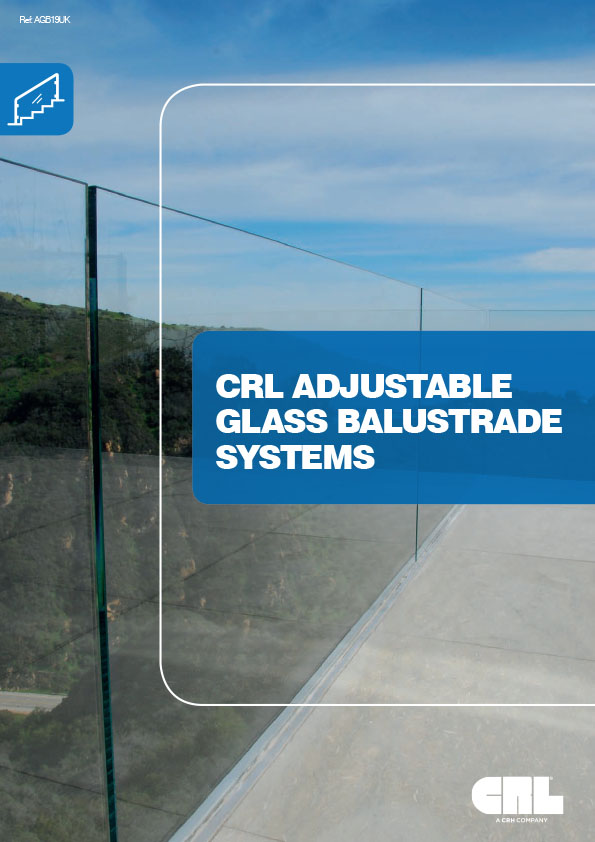 4. C R Laurence | Adjustable Glass Balustrade Systems