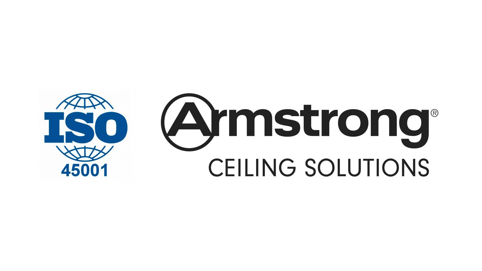 Armstrong Ceiling Solutions Wins ISO 45001